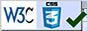 ¡CSS Válido!